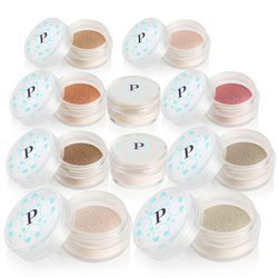 Color samples mineral cosmetics  50 g